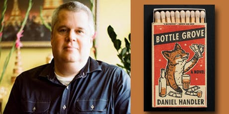 Daniel Handler with Andrew Sean Greer - Bottle Grove tickets