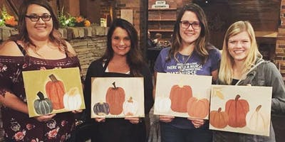 Autumn Sip + Paint at Baltic Mill Winery