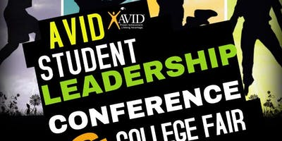 Avid Student Leadership Conference & College Fair