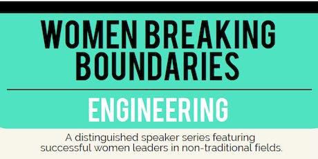 Women Breaking Boundaries: Engineering @ Cal State San Marcos tickets