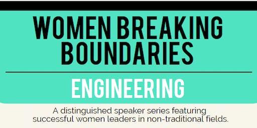 Women Breaking Boundaries: Engineering @ Cal State San Marcos