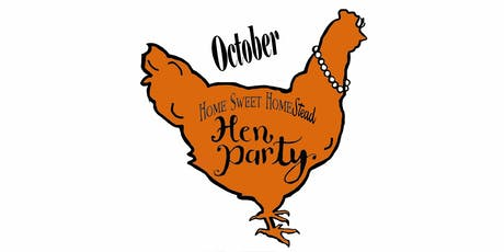 October Hen Party tickets