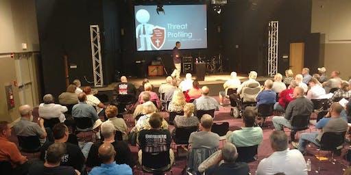 Church Safety Training - Verbal De-escalation