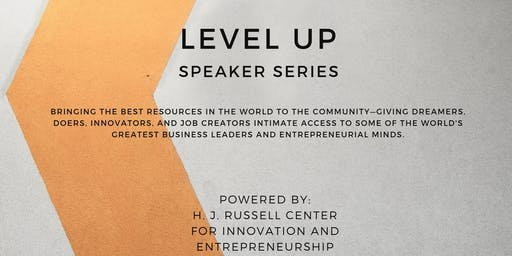 Level Up Speaker Series Powered By RCIE Feat. Tristan Walker, Founder,BEVEL