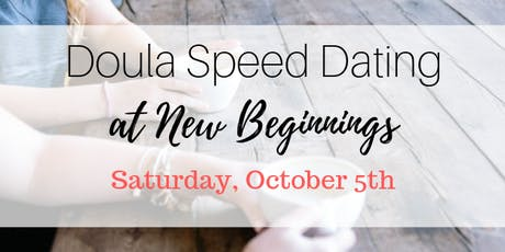 Doula Speed Dating tickets