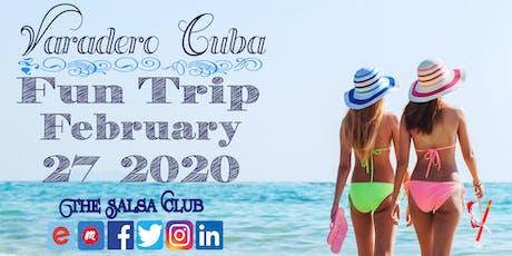 WINTER 2020 Cuba Fun Dance Trip tickets