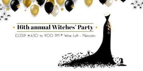 16th Annual Witches' Party tickets