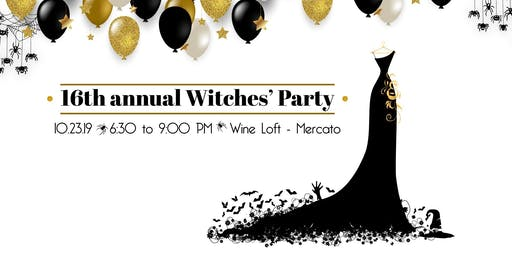 16th Annual Witches' Party
