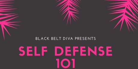 Self Defense 101 tickets