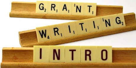 Introduction to Grant Writing tickets