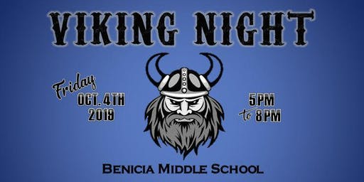 BMS Viking Night