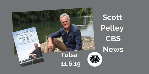 An Evening with Scott Pelley