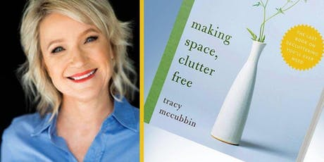 Tracy McCubbin - Making Space, Clutter Free tickets