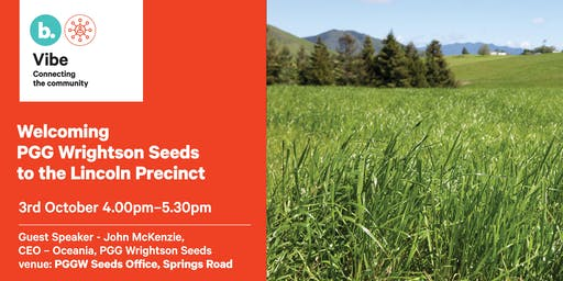 Welcoming PGGW Seeds to the Lincoln Precinct