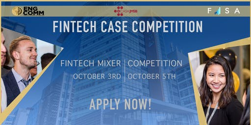 FINTECH Case Competition 2019