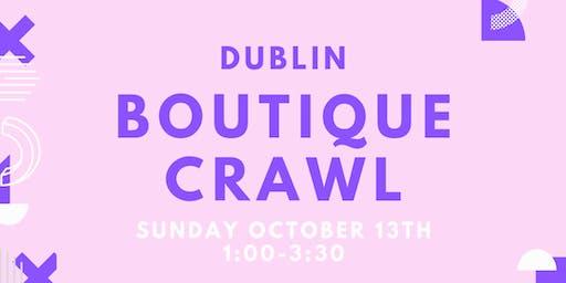 Dublin Boutique Crawl