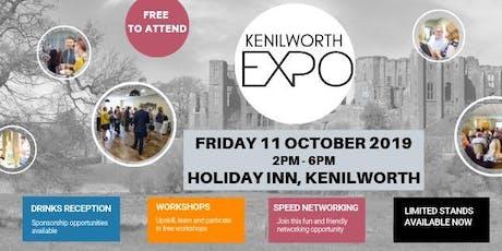 Kenilworth EXPO tickets