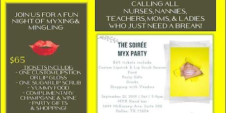 MYX & MINGLE  tickets