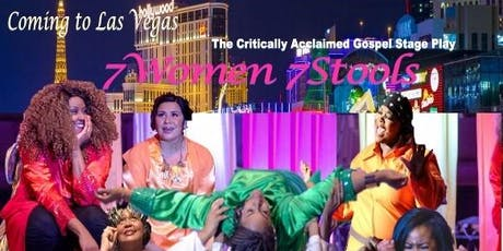 7Women 7Stools Gospel Stage Play tickets