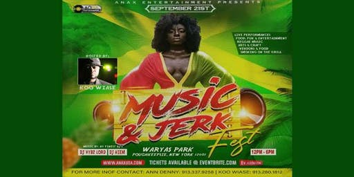 Poughkeepsie Music & Jerk Fest
