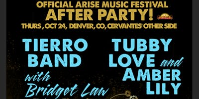 Tubby Love & Amber Lily and Tierro Band