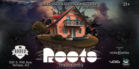 Mad World Presents: Roots (VIP Tickets Only) tickets