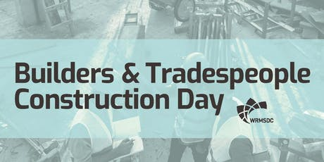 Builders & Tradespeople Construction Day tickets