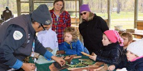 Junior Rangers Spring Cultural Connection - Castlemaine Diggings NHP tickets