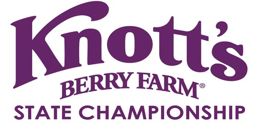 SHARP Knott's Berry Farm State Championship March 14, 2020