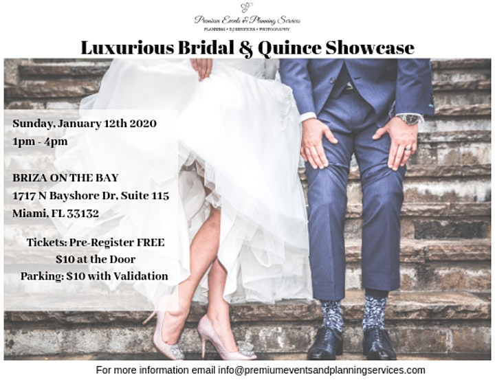 Luxurious Bridal & Quince Showcase image