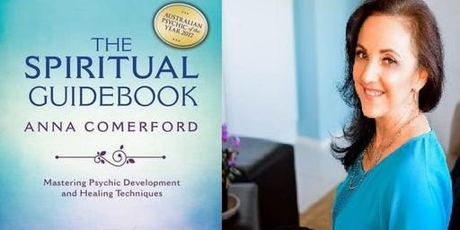 Meet Anna Comerford @ Concord Library