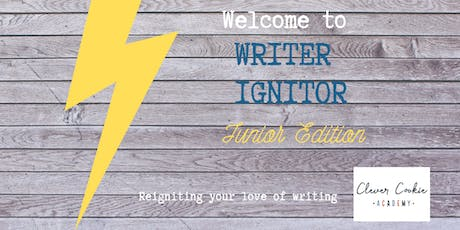 Writer Ignitor - Junior Edition tickets