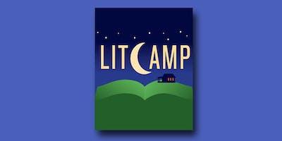 Lit Camp Fundraiser