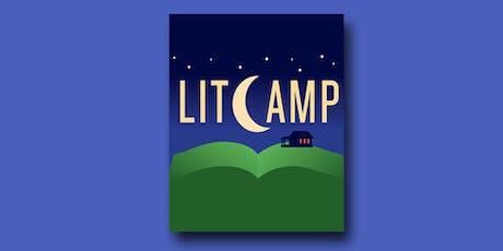Lit Camp Fundraiser tickets
