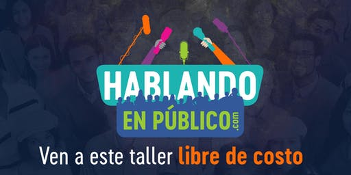 HABLANDO EN PUBLICO - PONCE