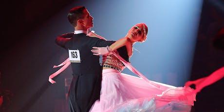 Southwestern Invitational Dancesport Championships tickets
