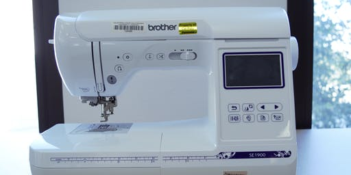 Sewing/Embroidery Machine Workshop