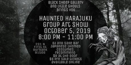HAUNTED HARAJUKU tickets
