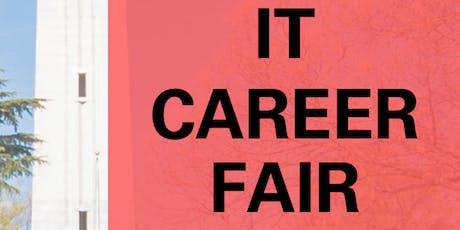 Fall 2019 Information Technology Career Fair tickets