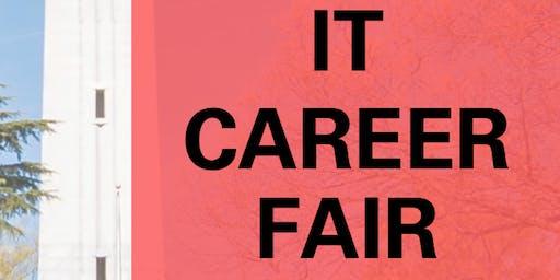 Fall 2019 Information Technology Career Fair