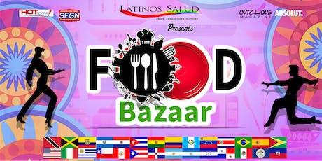 Latinos Salud Annual Hispanic Heritage Food Bazaar 2019 tickets