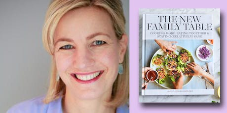 Dr. Julia Nordgren - The New Family Table tickets