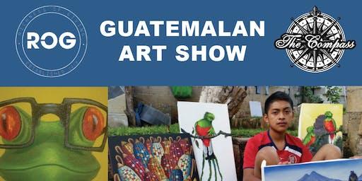ROG Guatemalan Art Show