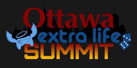 Extra Life Ottawa Summit tickets
