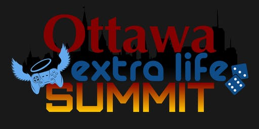 Extra Life Ottawa Summit