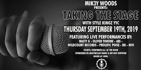 Taking The Stage - A Local Showcase Of YYC's Finest! tickets