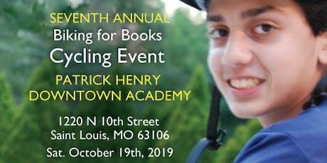 7th Annual Biking4Books Cycling Event tickets