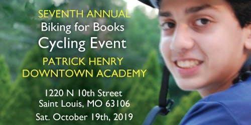 7th Annual Biking4Books Cycling Event