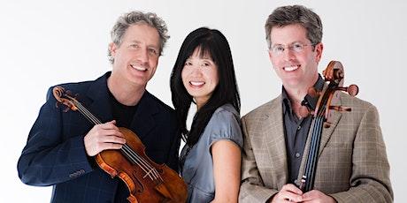 Postponed! -- Guest Concert Series: Tilden Trio tickets
