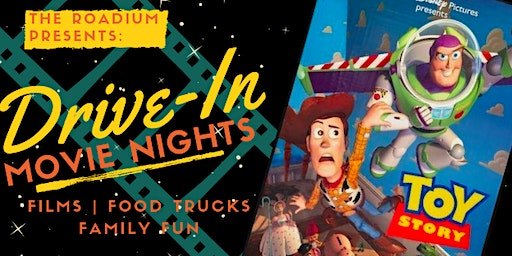 Toy Story 1: Drive-in Movie Nights at the Roadium